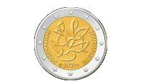 Koop munten online - Euromunten - 2 gelimiteerde, €2-Herdenkingsmunten finland