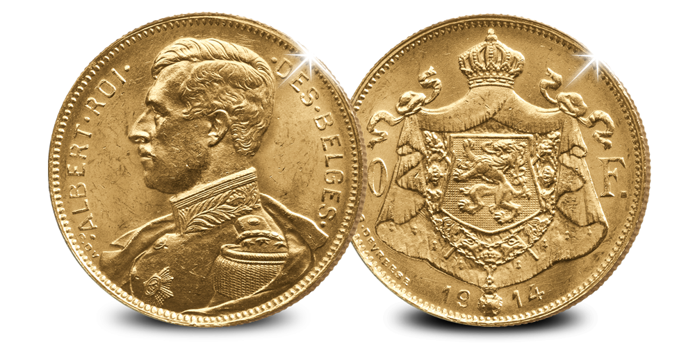 20-frank-1914-WL-Albert1-vz-kz