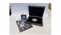 Koop munten online - Zilveren munt - Vredesmunt set