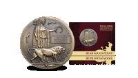 Dead Mans Penny, Koninklijk eerbetoon aan het ultieme offer tijdens de Groote Oorlog