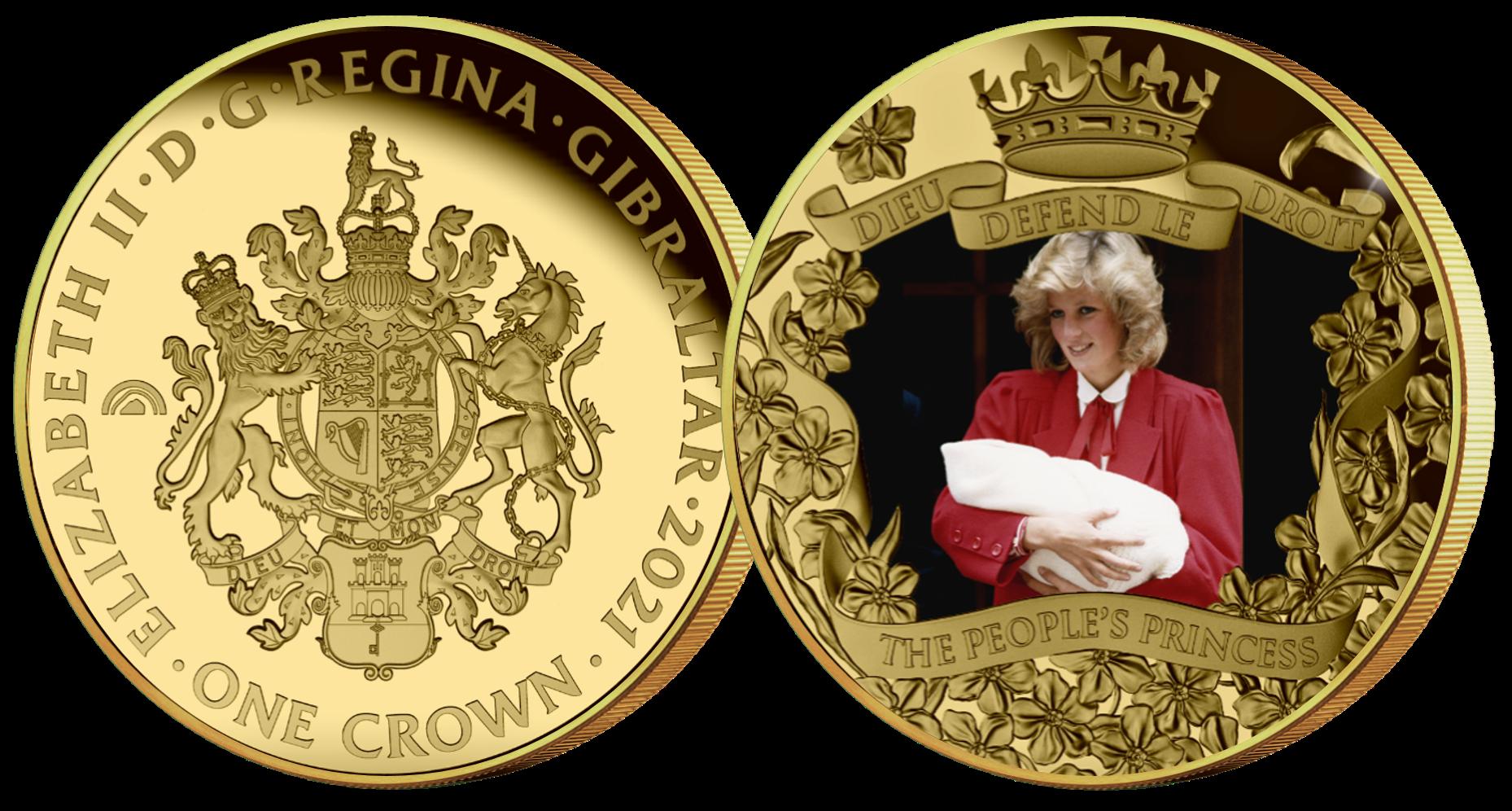 Koop munten online | Fairmined verguld | Diana