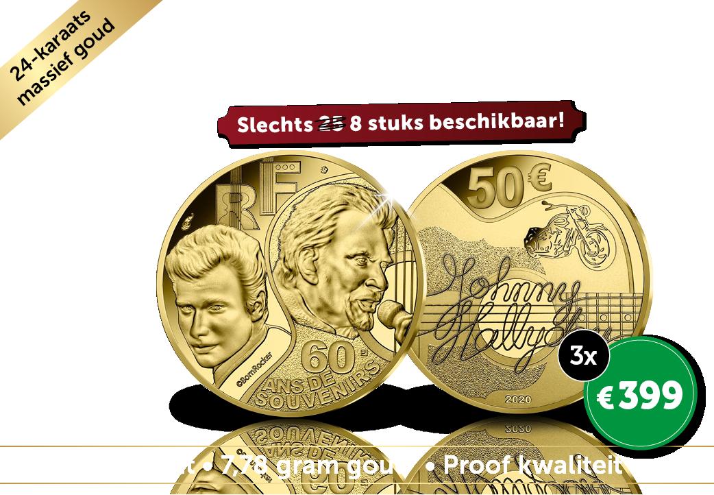 Johnny Hallyday - De exclusieve bekroning!
