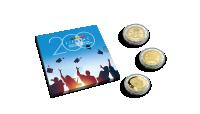 De Officiële Jaarset 2017 van de Koninklijke Munt van België in gelimiteerde oplage