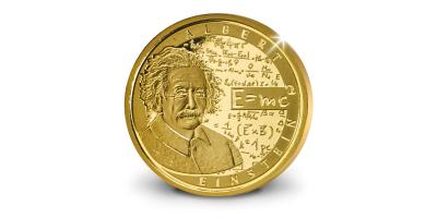 De allerlaatste Gouden 50 Euro geslagen te Brussel
