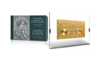 100 Frank Albert 1, 24-karaats goud