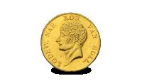 Gouden munt, Dukaat Lodewijk Napoleon Type 2, 1808