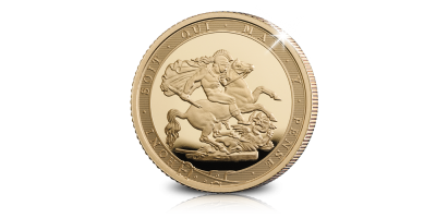 De Gouden Soeverein Set ter ere van het 200-jarig jubileum!