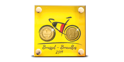 Grand Départ set | Brussel 2019