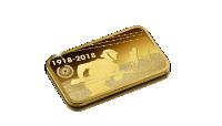 Groote Oorlog, Puur gouden goudbaar