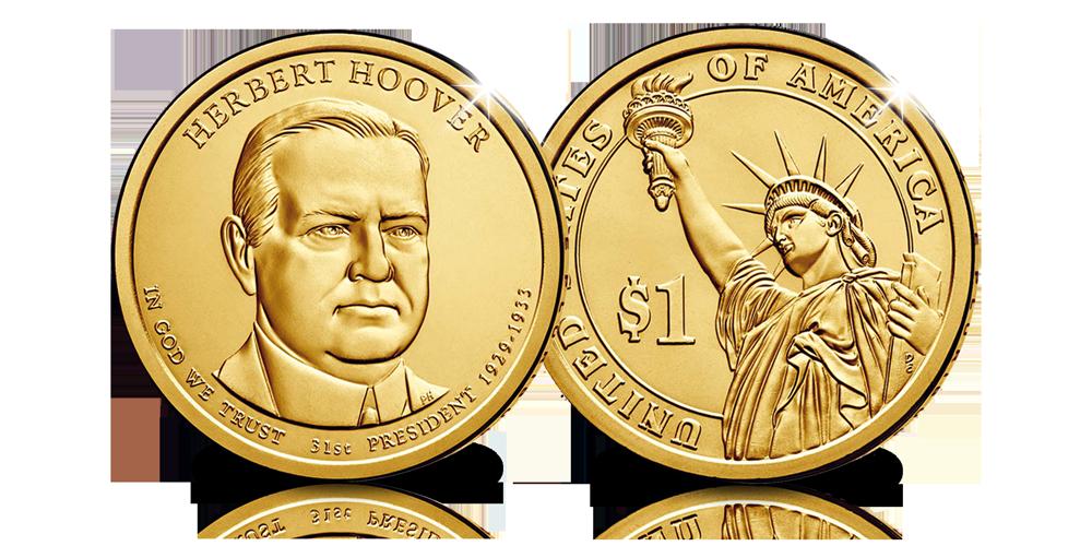 -hoover-dollar-voorzijde-en-achterzijde