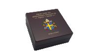 Koop munten online - Gouden munt - Johannes Paulus II - Puur goud 999/1000 keerzijde