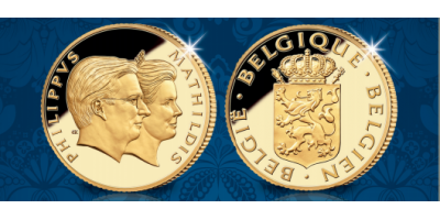 Koning Filip & Koningin Mathilde - Ons Koningspaar