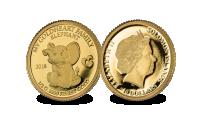 Moya het Olifantje, knuffel en munt, Cadeau idee, voor jong en oud