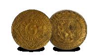 Gents Noodgeld uit de Eerste Wereldoorlog 5 frank