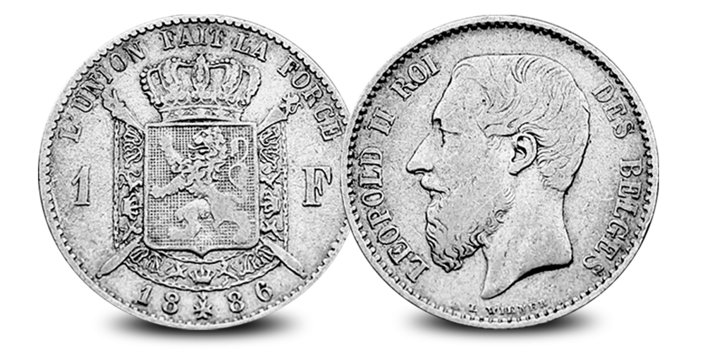 smalle-baard-leopold-Set-1-Francs