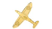 Spitfire-Voorzijde
