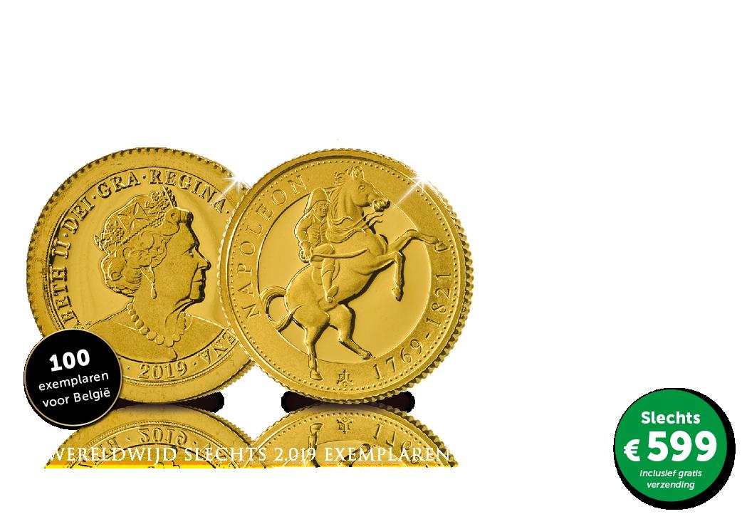 Napoleon brengt de Guinea terug