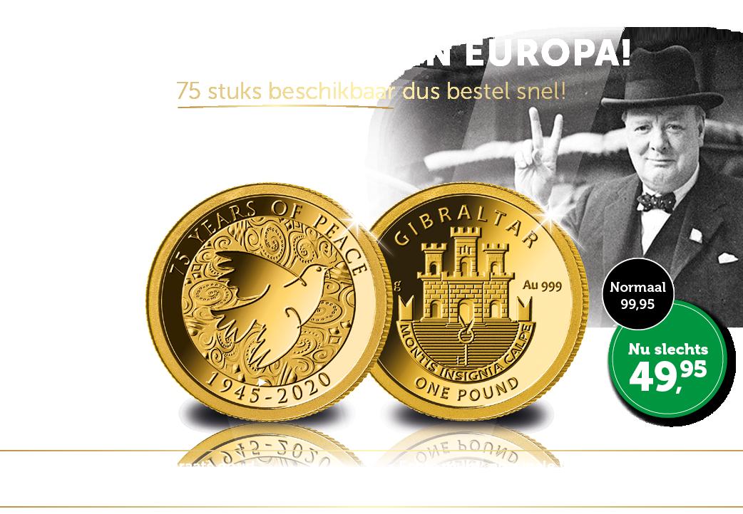 75 jaar vrede in Europa!