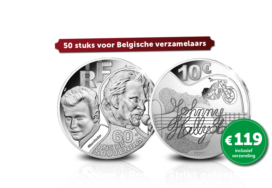 Johnny Hallyday, 60 jaar de souvenirs