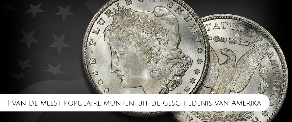 De zilveren Morgan Dollars
